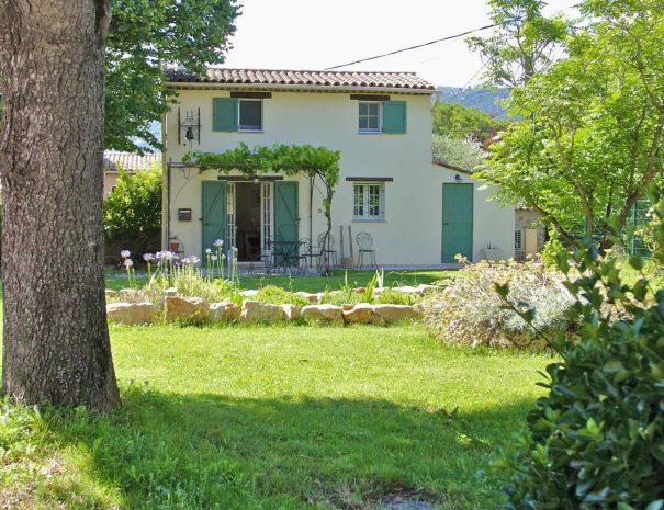 Petite maison de campagne à louer à Grasse