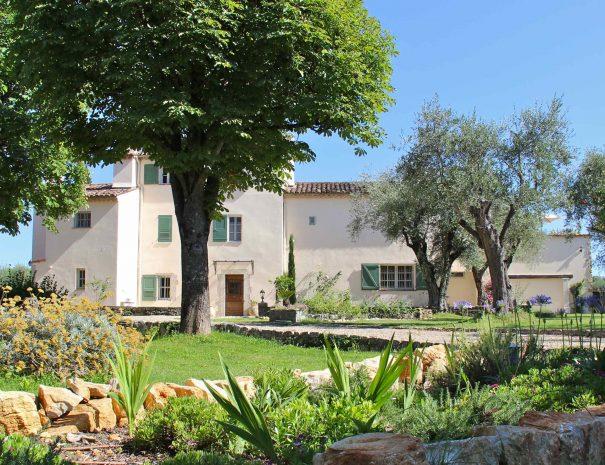 Maison d'hôtes à Grasse
