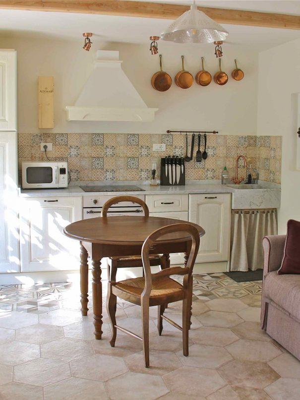 Chambre d'hôtes Le Chai - cuisine