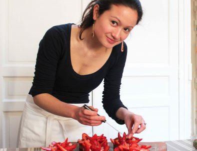 Ateliers de pâtisserie avec Priscilla Vayno