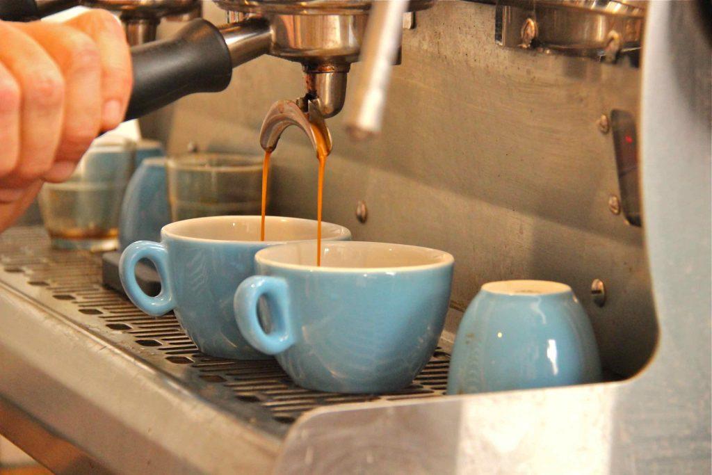 Espresso et machine à café