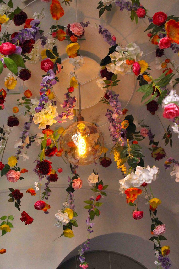 Décoration florale Molinard
