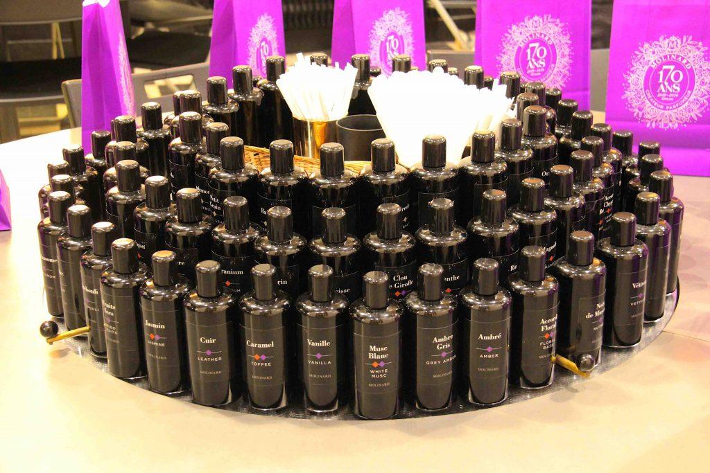 Atelier création de parfums Molinard