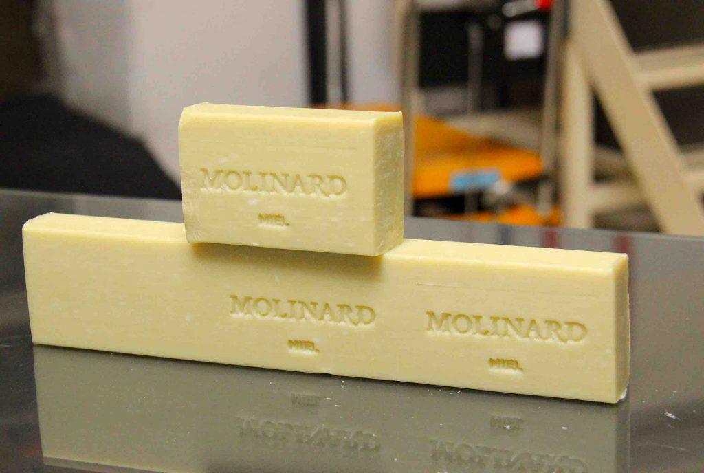 Fabrication artisanale de savons chez Molinard