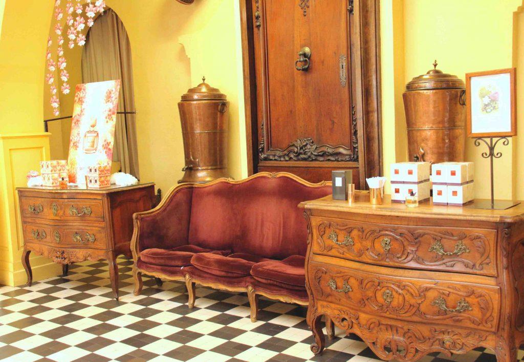 Musée Molinard et boutique
