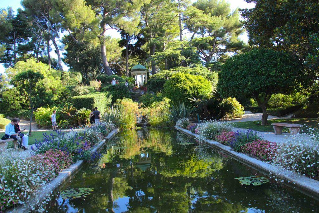 Promontoire du jardin