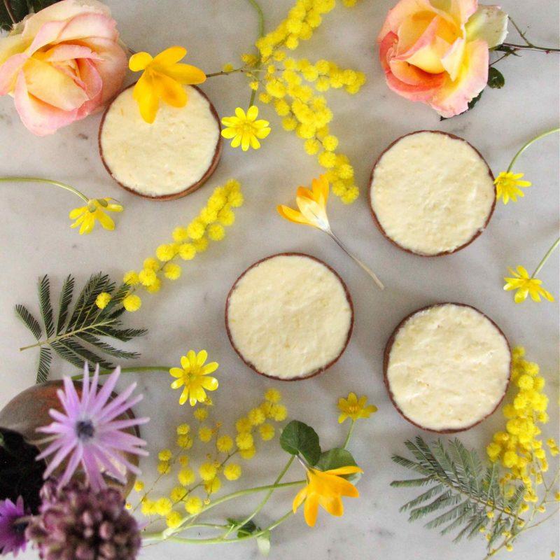 Tartelettes au citron instagram